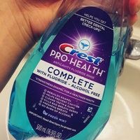 Crest Pro-Health Complete Anticavity Fluoride Rinse uploaded by Tina H.