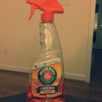 Murphy's Oil 1030 22-Ounce Orange Multi-Use Wood Cleaner Spray (Pack of 3) by Murphy's uploaded by Brittany T.