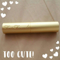 Too Faced La Crème Lipstick uploaded by Brittany J.