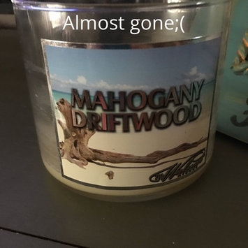 Photo of 719 Walnut Avenue Mahogany Driftwood Scented Candle, 14 oz uploaded by Cali S.