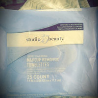 Studio 35 Beauty Makeup Remover Towelettes uploaded by Nathalie C.