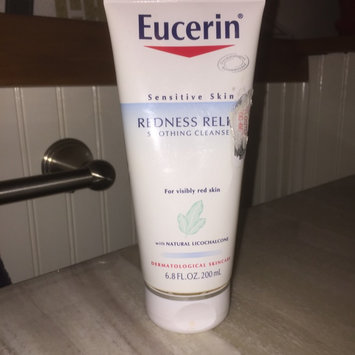 Photo of Eucerin Redness Relief Soothing Cleanser uploaded by Jonathan H.