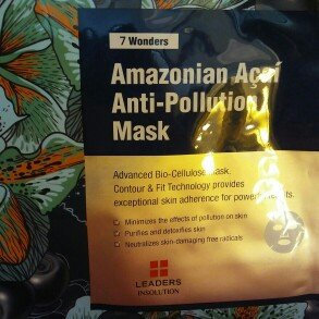 Leaders 7 Wonders Amazonian Acai Anti-Pollution Sheet Mask uploaded by Holly N.
