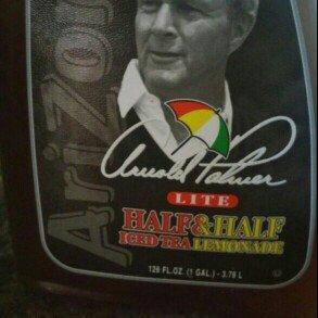 Photo of AriZona Arnold Palmer Half & Half Lite Iced Tea Lemonade uploaded by DeMiekah V.