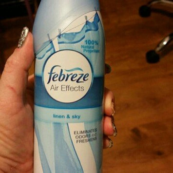 Photo of Febreze Air Effects Spring & Renewal Scent Air Freshener Spray 9.7 oz, uploaded by Eileen T.