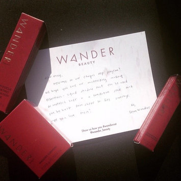 Photo of Wander Beauty Flash Focus Hydrating Foundation Stick uploaded by May L.