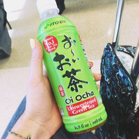 Ito En Tea Beverage, Unsweetened Oi Ocha Green, 16.9 oz. Bottles (Count of 12) uploaded by Erica F.