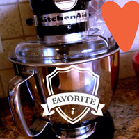 KitchenAid Ultra Power 4.5 Qt Stand Mixer- Flamingo KSM95 uploaded by Amber K.