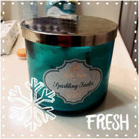 Bath & Body Works® SPARKLING ICICLES 3 Wick Scented Candle uploaded by Torie P.