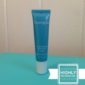 Neutrogena® Hydro Boost Gel-Cream Eye uploaded by Kat B.