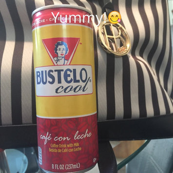 Bustelo Cool Cafe Con Leche, 8 oz, (Pack of 12) uploaded by Liz S.