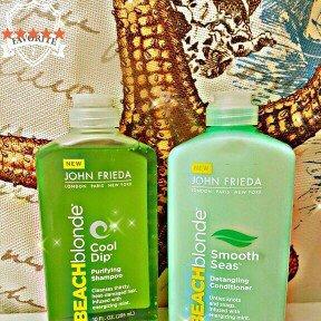 Photo of John Frieda® Beach Blonde™ Cool Dip™ Shampoo uploaded by Jillian A.