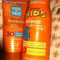 Kiss My Face Continuous Spray Sunscreen Kids Defense SPF 50 uploaded by kenia p.