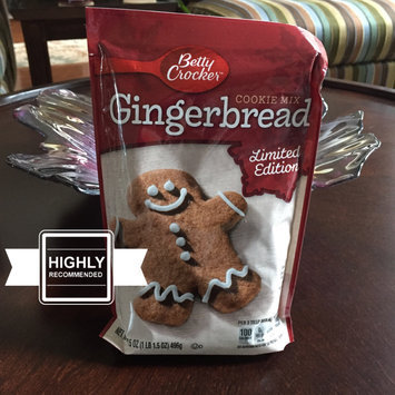 Photo of Betty Crocker™ Gingerbread Cookie Mix uploaded by Leah C.