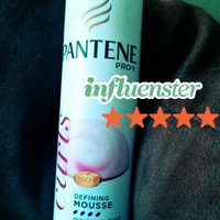 Pantene Pro-V Curly Hair Style Curl Defining Hair Mousse uploaded by Kristy m.