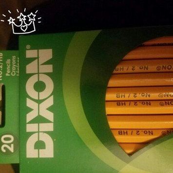 Photo of 20 Dixon Pencils - No. 2 / HB Real Wood - Latex Free Eraser - Certified Non-toxic New in Box uploaded by Shea B.