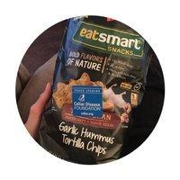 Eatsmart Snacks™ Garlic Hummus Three Bean Tortilla Chips uploaded by Danielle S.