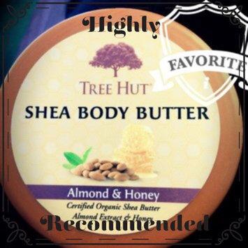 Photo of Tree Hut Almond Honey Shea Body Butter uploaded by Brey W.