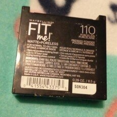Maybelline Fit Me! Pressed Powder uploaded by Ashley R.