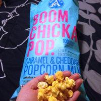Angie's Boom Chicka Pop Caramel & Cheddar Popcorn Mix uploaded by Skye B.