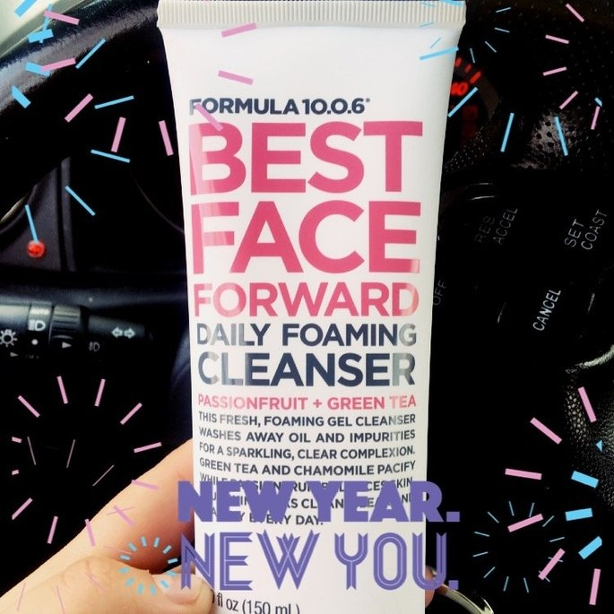 Formula 10.0.6 Best Face Forward Daily Foaming Cleanser, 5 fl oz uploaded by Blaire G.
