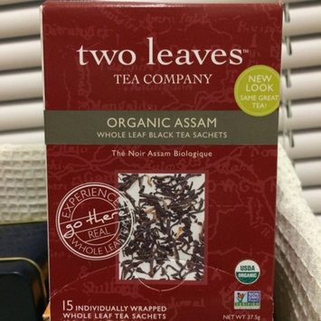 Photo of Two Leaves and a Bud Organic Assam Breakfast Black Tea, Tea Bags, 1. uploaded by Alexa R.