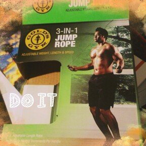 Photo of Iconhealthfitnessinc Gold's Gym 3-in-1 Jump Rope uploaded by Marionette D.