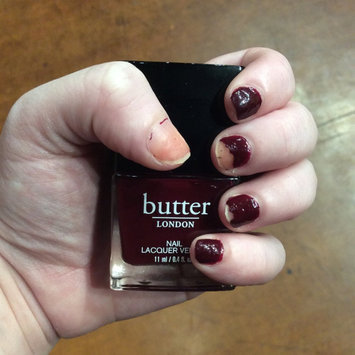Photo of Butter London Nail Lacquer Collection uploaded by Tarrah T.