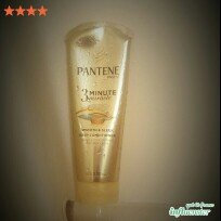 Photo of Pantene 3 Minute Miracle Smooth & Sleek Deep Conditioner uploaded by Brandi B.