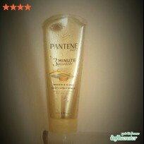 Photo of Pantene 3 Minute Miracle Smooth & Sleek Deep Conditioner uploaded by Brandi B.
