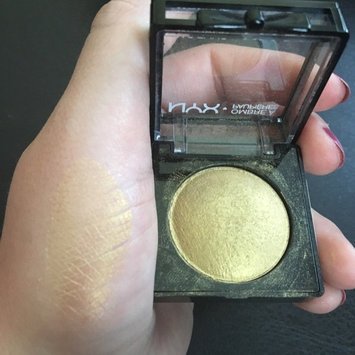 NYX Cosmetics Baked Eye Shadow uploaded by Danielle B.