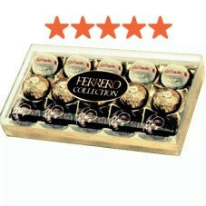 Photo of Ferrero Collection® Fine Assorted Confections uploaded by Ivana S.
