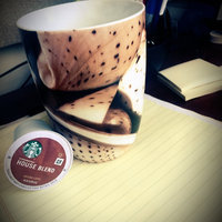 STARBUCKS® House Blend Rich & Lively K-Cups® Pods uploaded by Nery C.