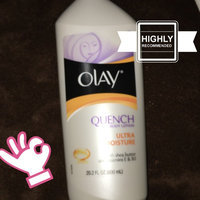 Olay Quench Daily Moisturizing Body Lotion 20.2oz uploaded by Geraldine M.
