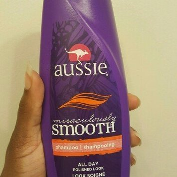 Aussie Miraculously Smooth Shampoo 13.5 Fl Oz (Pack of 6) uploaded by Jasmine B.