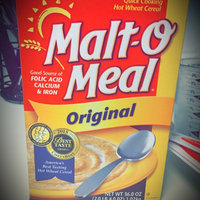 Malt-O-Meal Original Hot Wheat Cereal uploaded by Janine E.