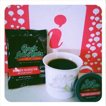 Photo of Chock Full O' Nuts 100% Colombian Coffee Medium Roast K-Cup Packs - 12 CT uploaded by Yineidy B.