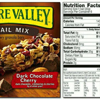 Nature Valley™ Fruit & Nut Bars Dark Chocolate Cherry uploaded by Rendi D.