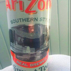 Photo of Arizona Southern Style Real Brewed Sweet Tea uploaded by Shannon L.