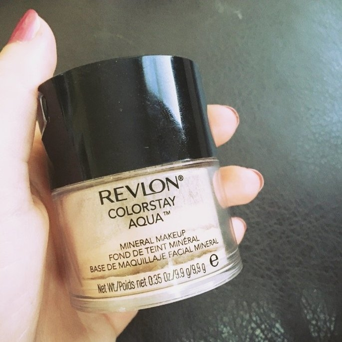 Revlon Colorstay Aqua Mineral Makeup uploaded by Danielle B.