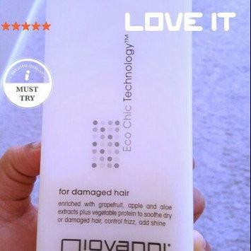 Photo of Giovanni Smooth As Silk Shampoo uploaded by laxmipriya k.