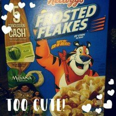 Kellogg's Frosted Flakes Cereal uploaded by Karrington G.