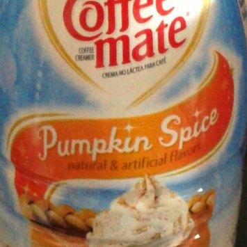 Coffee-mate® Liquid Pumpkin Spicee uploaded by Emily C.