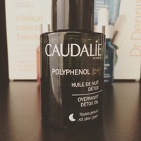 Caudalie Polyphenol C15 Overnight Detox Oil uploaded by Vanda M.