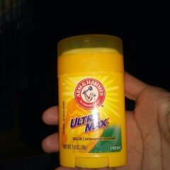 Photo of ARM & HAMMER™ ULTRAMAX™ Solid Antiperspirant Deodorant Fresh uploaded by Guy G.