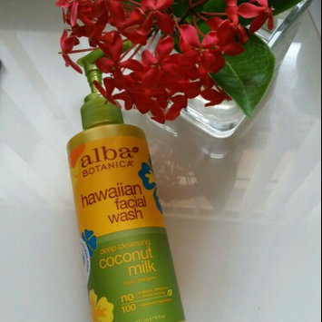Alba Botanica Natural Hawaiian Facial Wash Coconut Milk uploaded by Stacy C.
