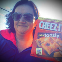 Cheez-It® Extra Toasty crackers uploaded by Megan B.