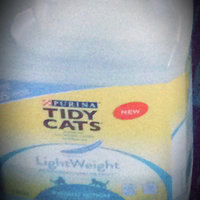 Purina Tidy Cats Tidy Cats LightWeight 24/7 Performance Scoop Litter Jug - 8.5lb uploaded by Michelle D.