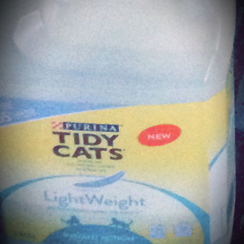 Photo of Purina Tidy Cats Tidy Cats LightWeight 24/7 Performance Scoop Litter Jug - 8.5lb uploaded by Michelle D.