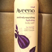 Aveeno Active Naturals Active Naturals Positively Nourishing Hydrating Body Wash uploaded by member-380827e3c